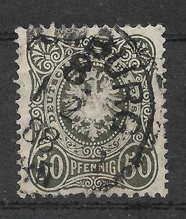 Deutsches Reich PFENNIG 44 Ib gestempelt (BPP WIEGAND) (VI)