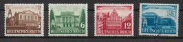 Deutsches Reich LEIPZIGER FRÜHJAHRSMESSE 764-767 postfrisch (2)