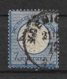 Deutsches Reich BRUSTSCHILD 10 gestempelt (BPP KRUG) (3)