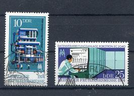 DDR 1931-1932 gestempelt