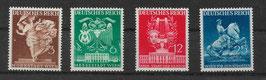 Deutsches Reich WIENER FRÜHJHARSMESSE 768-771 postfrisch (2)