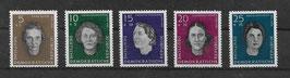 DDR 715-719 postfrisch (2)