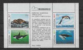 Portugal Block 41 postfrisch (2)