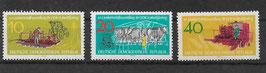 DDR 895-897 postfrisch