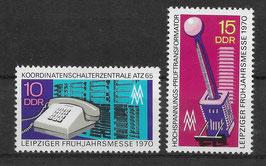 DDR 1551-1552 postfrisch