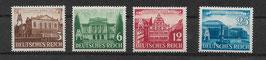 Deutsches Reich LEIPZIGER FRÜHJAHRSMESSE 764-767 postfrisch