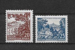 DDR 815-816 postfrisch
