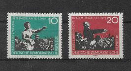 DDR 674-675 postfrisch