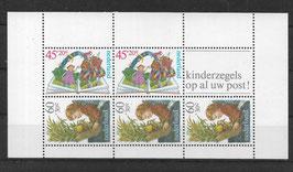 Niederlande Block 21 postfrisch (2)