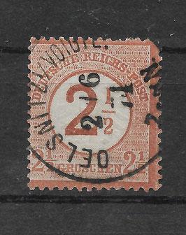 Deutsches Reich BRUSTSCHILD 29 gestempelt (BPP KRUG) (6)