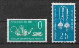 DDR 713-714 postfrisch