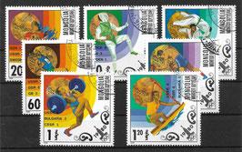 MONGOLEI 1303-1310 gestempelt