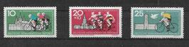 DDR 886-888 postfrisch