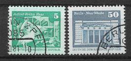 DDR 1947-1948 gestempelt