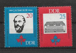 DDR 1165-1166 postfrisch