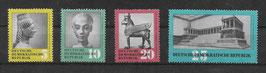 DDR 742-745 postfrisch