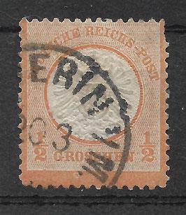 Deutsches Reich BRUSTSCHILD 18 gestempelt (BPP KRUG) (3)