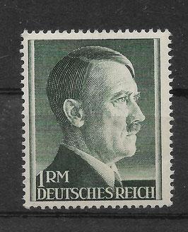 Deutsches Reich FREIMARKE ADOLF HITLER 799 A postfrisch (2)