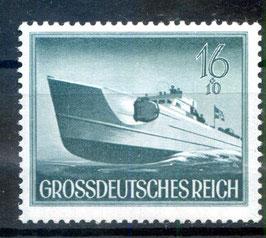 DR TAG der WEHRMACHT 881y postfrisch