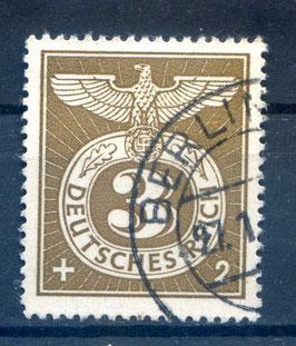 DR SONDERSTEMPELMARKE 830 gestempelt
