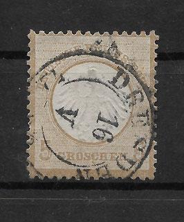 Deutsches Reich BRUSTSCHILD 6 gestempelt (BPP KRUG) (7)