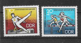 DDR 1594-1595 postfrisch