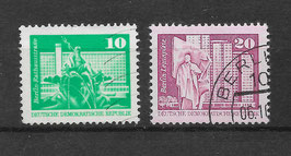 DDR 1868-1869 gestempelt