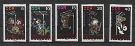 DDR 1025-1029 postfrisch