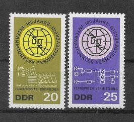 DDR 1113-1114 postfrisch