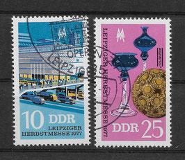 DDR 2250-2251 gestempelt