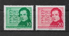 DDR 541-542 postfrisch