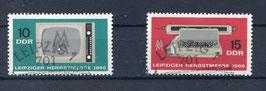 DDR 1204-1205 gestempelt