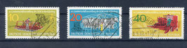 DDR 895-897 gestempelt