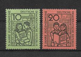 DDR 680-681 postfrisch