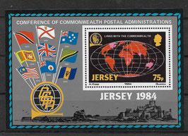 Jersey Block 3 postfrisch (2)