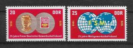 DDR 1577-1578 postfrisch