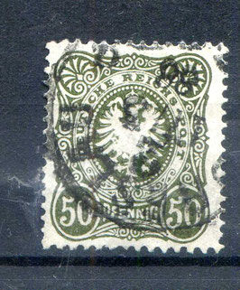 Deutsches Reich PFENNIG 44 Ib gestempelt (BPP WIEGAND) (4)