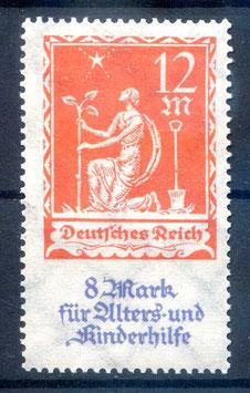 Deutsches Reich ALTERS- und KINDERHILFE 234 postfrisch