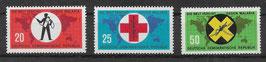 DDR 942-944 postfrisch