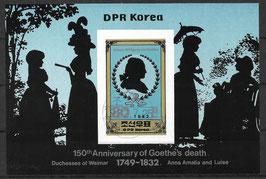 Nordkorea Block 121 gestempelt (2)