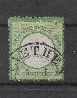 Deutsches Reich BRUSTSCHILD 2a gestempelt (BPP KRUG) (6)