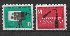 DDR 861-862 postfrisch