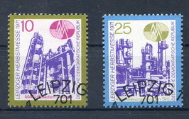 DDR 1700-1701 gestempelt