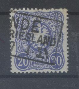 Deutsches Reich PFENNIGE 34a gestempelt (BPP JÄSCHKE) (5)