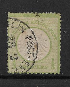 Deutsches Reich BRUSTSCHILD 2a gestempelt (BPP KRUG) (5)