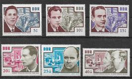 DDR 1014-1019 postfrisch