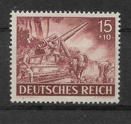 DR TAG der WEHRMACHT 837x postfrisch