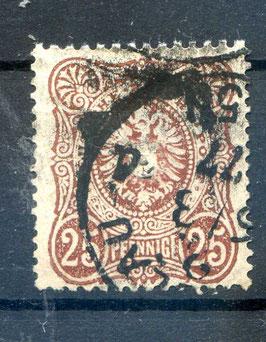 Deutsches Reich PFENNIGE 35a gestempelt (BPP JÄSCHKE) (5)