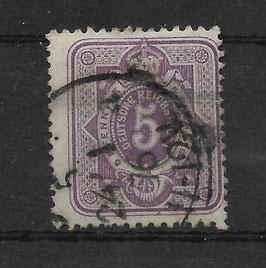 Deutsches Reich PFENNIGE 32 gestempelt (BPP WIEGAND) (IV)