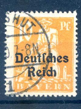 Deutsches Reich  FREIMARKE 120 gestempelt